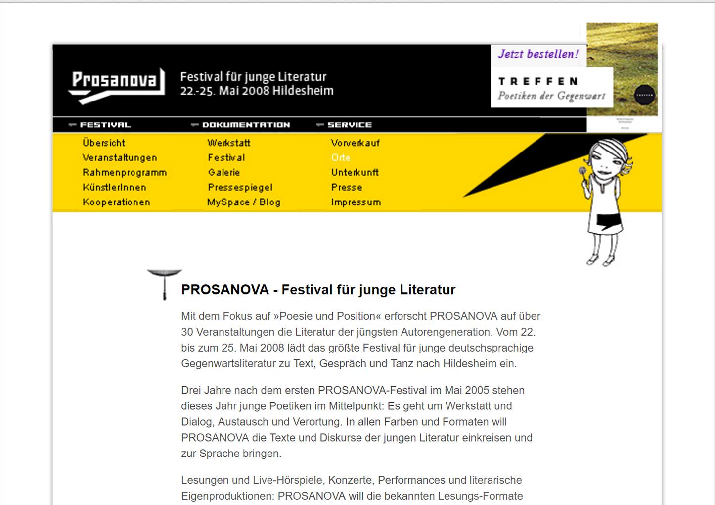 Prosanova 2008